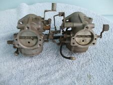 New ListingVintage Yamaha Snowmobile 1972 Gp 433 Keihin Carb Set 828E1/ 846E1 Snow Jet