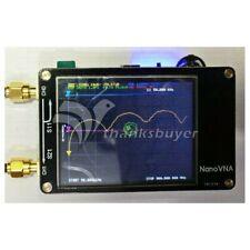 """NEW 50KHz-900MHz Vector Network Analyzer Kit MF HF VHF UHF Antenna 2.8"""" Screen"""