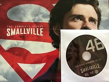 Smallville - Season 8, Disc 4 REPLACEMENT DISC (not full season)