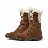 The North Face Nuptse Purna II Women's Insulated Brown Winter Boots Size 9 9.5