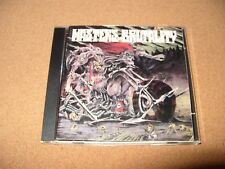 MASTERS OF BRUTALITY cd 20 Tracks 1992 Excellent condition