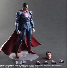 28cm Super man DC Mister Freeze Skulptur-Modell Play Arts Kai Action Figure Neu
