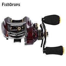 fishdrops BC150 18BB Ocean River Left Right Hand Fishing Bait Reels LEFT/RIGHT