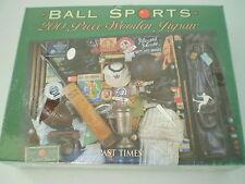 Past Times Wooden Jigsaw - 200 pieces - Ball Sports - Hobbies