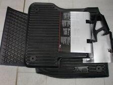 Audi Original Gummimatten vorne und hinten Audi A6 Typ 4G schwarz Sonderpreis