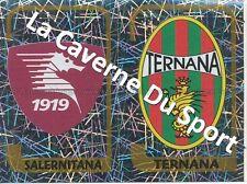 N°572 SCUDETTO # ITALIA SALERNITANA - TERNANA STICKER PANINI CALCIATORI 2004