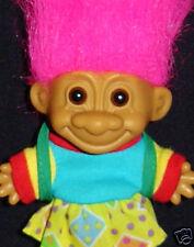 "School Backpack Russ Troll Doll 5"" New Back To School Backpack Girl"