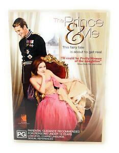The Prince & Me (DVD, 2004) Julia Stiles Region 4 Free Postage