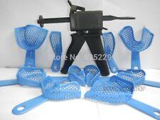 41101 Ratio Dental Impression Mixing Dental Gun Plastic Steel Impression Tray