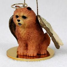 Chow Red Angel Ornament