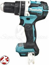 "Makita Brushless XPH12Z 18V LXT Lithium-Ion Cordless 1/2"" Hammer Drill Driver"