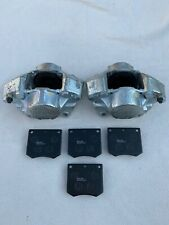 FORD M16 Front Calipers & Brand New Pads Suit Solid Discs (ATE)