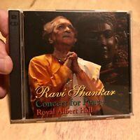 Ravi Shankar - Concert For Peace ( Royal Albert Hall), 2 CD Set