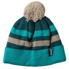 Simms Fly Fishing Fleece Lined Pom Tassel Beanie Cap / Hat - Choose Color - NEW!