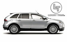 Lincoln MKX Stainless Steel Chrome Pillar Posts by Luxury Trims 2007-2015 (8pcs)