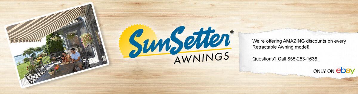 SunSetter® Awnings