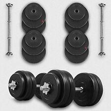 Fitness Steel Set Dumbbells