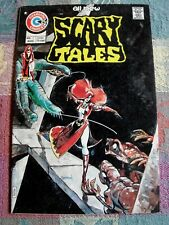 Scary Tales 1  Aug 1975 Charlton Comics First Appearance Countess Von Bludd