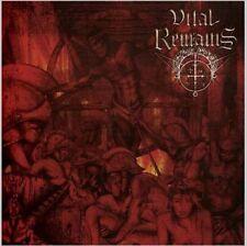 VITAL REMAINS DECHRISTIANIZE BRAND NEW SEALED CD