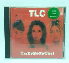 TLC : CrazySexyCool CD CASE & INLAY ***CD CASE & INLAY ONLY - NO CD***,FREE P&P
