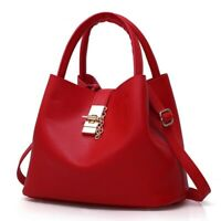 Women Shoulder Bag Satchel Ladies Handbag Leather Purse Tote Messenger Crossbody