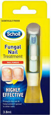 SCHOLL Fungal Nail Treatment 3.8ml HIGHLY EFFECTIVE KILL FUNGUS 99.9%  UK STOCK!