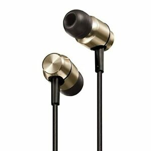 Panasonic Canal type earphone for high resolution sound source gold RP-HDE5-N