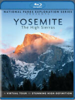 National Parks Series / Yosemite: The High Sierras [New Blu-ray]