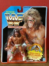 WWF EL ÚLTIMO GUERRERO- WORLD WRESTLING FEDERATION - HASBRO **SEALED***