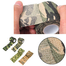 4stk 4.5m Waterproof Wrap Hunting Camping Hiking Camouflage Stealth Tape   PAL