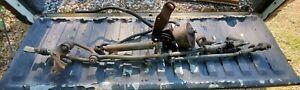 1958 Edsel Power Steering Rack assembly Ranger Pacer Villager Bermuda Roundup