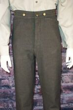 Old West Frontier Classics Leadville SASS trousers pants V notch back 34 to 52