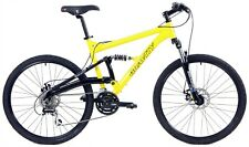 New In Box GRAVITY FSX 1.0 26 inch Wheel Full Dual Suspension Mountain Bike Disc