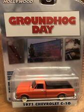 Greenlight  HOLLYWOOD  Groundhog Day 1971 Chevrolet C-10 Pickup