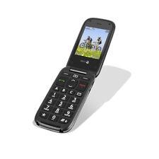 Doro phoneeasy 613 movil negro incl., estación de carga notruftaste 2mp radio FM