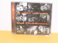 CD - DUBLINERS - A NIGHT OUT WITH