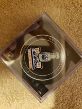 NHL Edmonton Oilers 83-84 Stanley Cup Legacy Reunion Official Game Puck