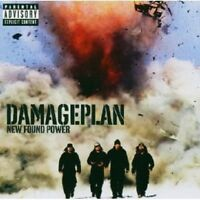 DAMAGEPLAN - NEW FOUND POWER CD HEAVY METAL NEU