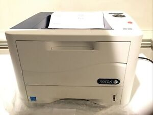 Xerox Phaser 3320 Black And White Printer -PAGE COUNTS:42,746