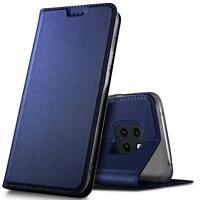 Handy Hülle Huawei Mate 20 Pro Book Case Schutzhülle Tasche Slim Flip Cover
