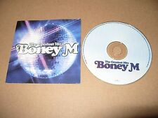Boney M. The Greatest Hits (2001) 18 track cd