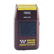 WAHL 5 STAR Cord/Cordless Shaver/Shaper 8061-100 Bump Free