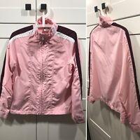 Nike Sportswear Womens Jacket Lightweight Zip-up Windbreaker Medium M Coat