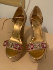 gucci sandals size 36.5