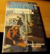 Vint 1983 Berkley Paperback BATTLESTAR GALACTICA #8 Greetings from Earth 183pp