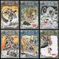 Joe Kubert's Tor Full Comic Set 1-2-3-4-5-6 Lot Like Conan Barbarian Tarzan Kull