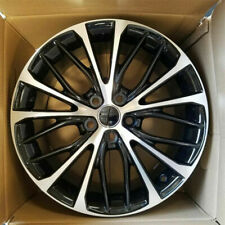 New 18 Black Alloy Wheel For 2018 2021 Toyota Camry Oem Quality Rim 75221b Fits Camry
