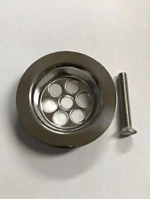 Kitchen / Basin  Sink Plug Hole Spare With Screw