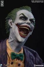 Sideshow Exclusive Arkham Asylum JOKER Premium Format Figure Statue Batman MIB!!