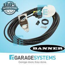 Banner PE Beams PB008 Garage Door Safety Beams Suits Grifco Motors Genuine